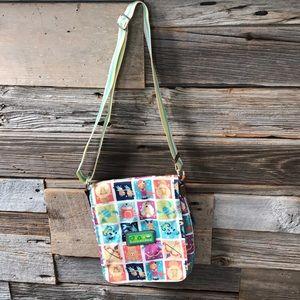 Lily Bloom 🌸 messenger crossbody bag